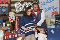 Baby shower en honor a Gustavo Daniel