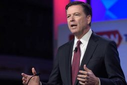 Donald Trump despide a James Comey, el director del FBI