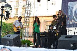 Rock y Blues en la Plaza de Armas