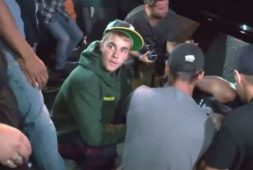 Justin Bieber atropella a paparazzo en Beverly Hills (+videos)