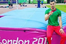 Mexicano Edgar Rivera llega a final en Mundial de Atletismo Londres 2017