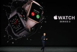 Develan el Apple Watch 3 con señal celular independiente