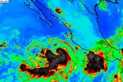 Se forma la tormenta tropical Norma al occidente de México