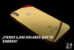 Prepárate para el iPhone 8 de oro (+video)