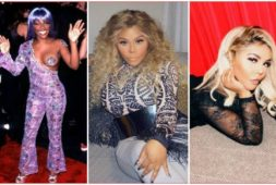 Metamorfosis de Lil Kim, imparable
