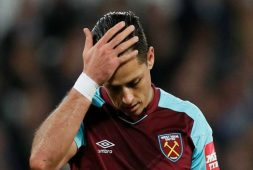 Con Chicharito de cambio, West Ham cae en casa 2-3 ante Newcastle
