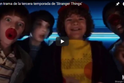 Revelan trama de la tercera temporada de Stranger Things (+video)