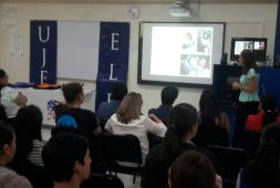 Presentan el programa Education USA en la Escuela de Lenguas UJED