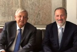 López Obrador se reúne con Meade (+video)