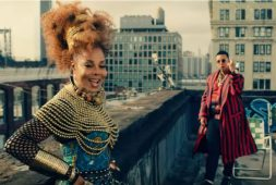 Janet Jackson y Daddy Yankee bailan en Brooklyn en nuevo video (+video)