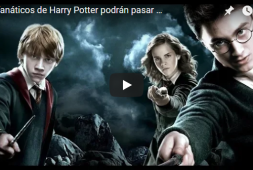Los fanáticos de Harry Potter podrán pasar Halloween en Hogwarts (+video)