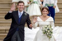 Princesa Eugenia y Jack Brooksbank se casan en el castillo de Windsor (+fotos)