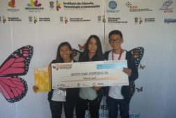 Ganan acreditación estudiantes de Cecyte al Talent Land 2019