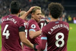 West Ham del Chicharito sigue con vida en la FA Cup