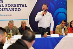 Se integra Consejo Estatal Forestal