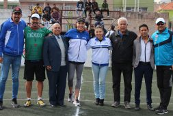 "Después de varias eliminatorias arranco el estatal de ""Street Soccer"""