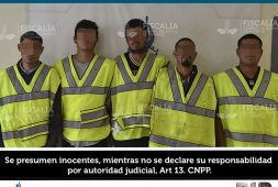 PID captura a 5 narcomenudistas