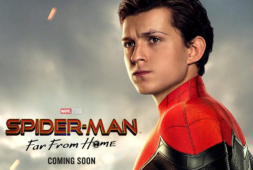 Marvel estrena pósters de Spiderman: Far From Home (+fotos)