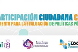 Participa INAI en semana de la evaluación global-local 2019 (EVAL2019)