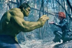 ¿Por qué se cortó el romance entre Black Widow y Hulk? (+video)