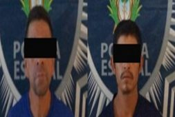 Dos sujetos arrestados por violencia familiar