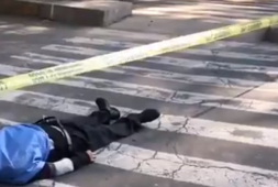 Hombre muere atropellado en Reforma y Anatole France (+video)