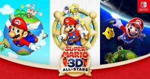 Super Mario 3D All-Stars llega a Nintendo Switch (+video)